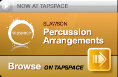 Tapspace Percussion Arrangements